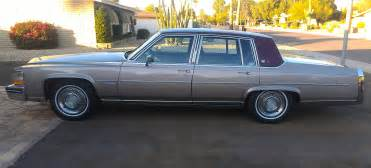 Cadillac Fleetwood For Sale 1983 Cadillac Fleetwood D Elegance Brougham Sedan For Sale
