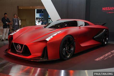 Nissan Concept 2020 Gran Turismo by Tokyo 2015 Nissan Concept 2020 Vision Gran Turismo Paul