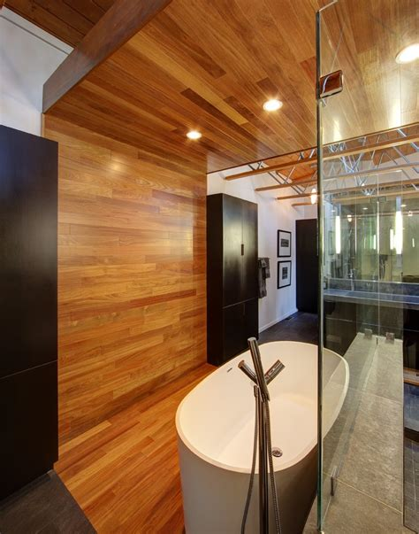 wood walls in bathroom decoration ideas bathroom ideas with wood walls