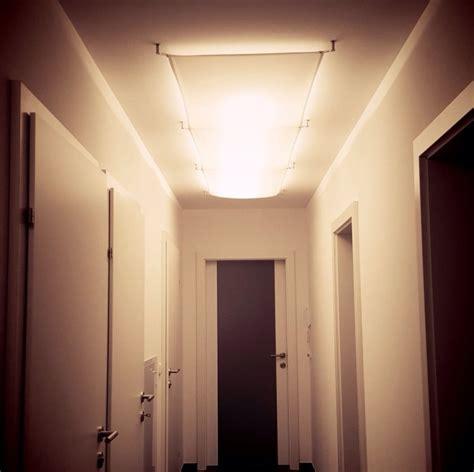 beleuchtung langer flur schmales decken segeltuch mit spannset kaufen lichtakzente at
