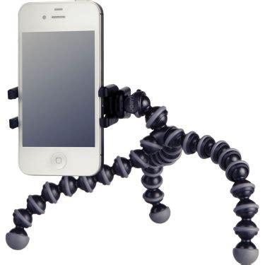 Tripod Gorilla Kamera Smartphone Hp Large Universal joby griptight gorillapod stand for smartphones black charcoal