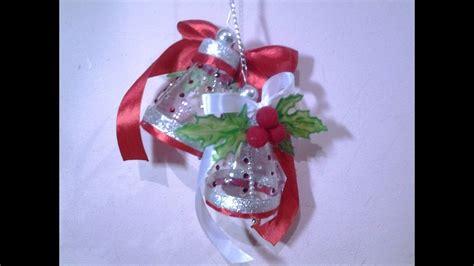 waste plastic bottles lovely christmas bells