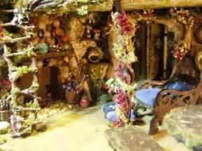 Indoor Mushroom Garden - fairy house interior from etsy faries pinterest
