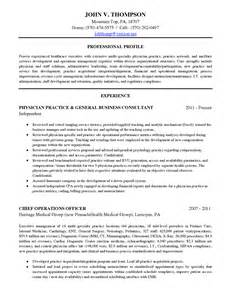 Physician Assistant Resume Sle by Physician Assistant Resume The Best Letter Sle