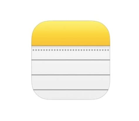 Apple Notes | best note taking applications for your trading journal