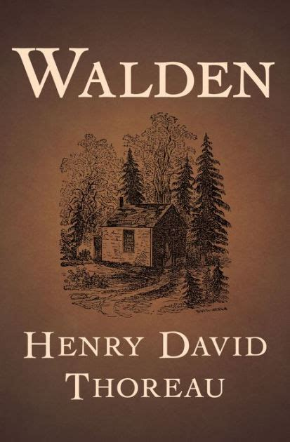 walden the book summary walden by henry david thoreau paperback barnes noble 174