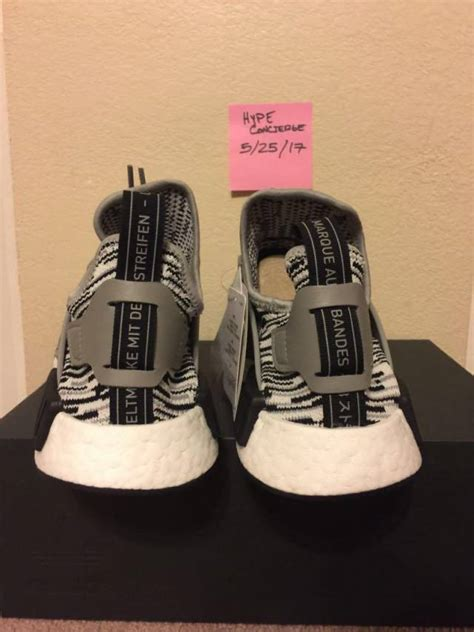Nmd Xr1 Glitch Oreo adidas nmd xr1 quot oreo quot glitch size 10 5 11 by1910