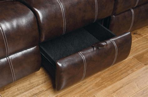 motion leather sofa motion bonded leather sofa set co271 recliners