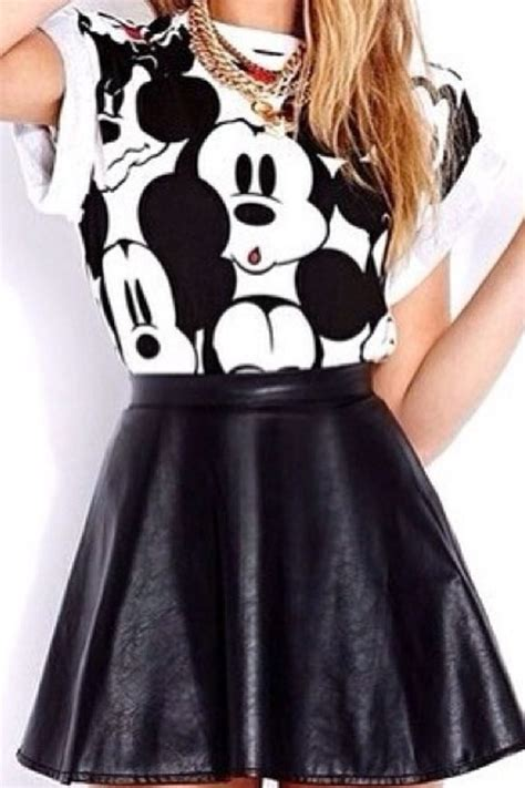 Dress Mickey Black mickey mouse dress disney mice dresses