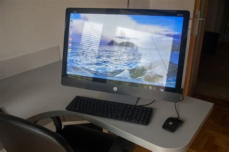 test hp envy recline 27