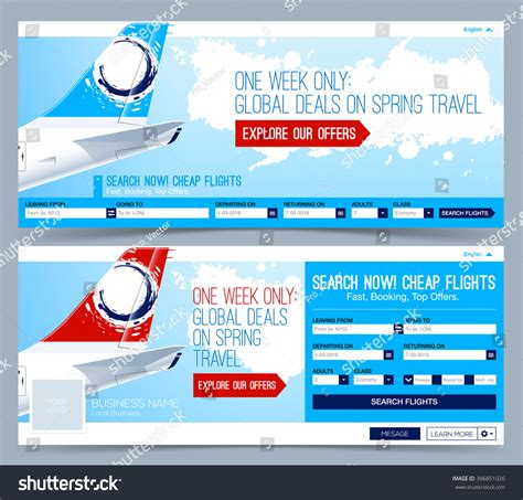 ticket booking template booking tickets flight template search flights stock
