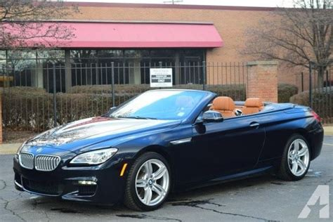 bmw 6 series convertible for sale 2016 bmw 6 series convertible for sale 21 used cars from