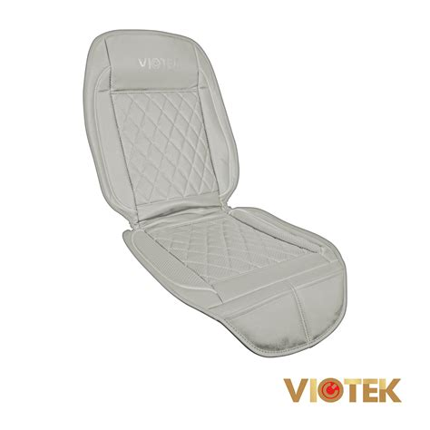Cushion Puts The Remote In Your Seat viotek v2 heated cooled seat cushion featuring