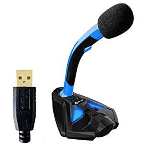 klim microphone 224 pied usb pour ordinateur micro de