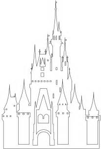 Disney World Castle Outline by 69 Castle Outline Coloring Page Simple Castle Outline Outline Clip At Clker Free