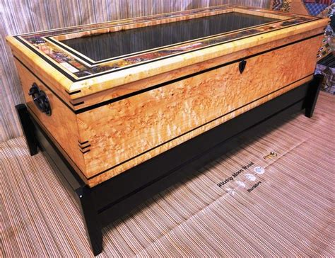 Handcrafted Humidors - custom humidor quot my quot wine and cigars