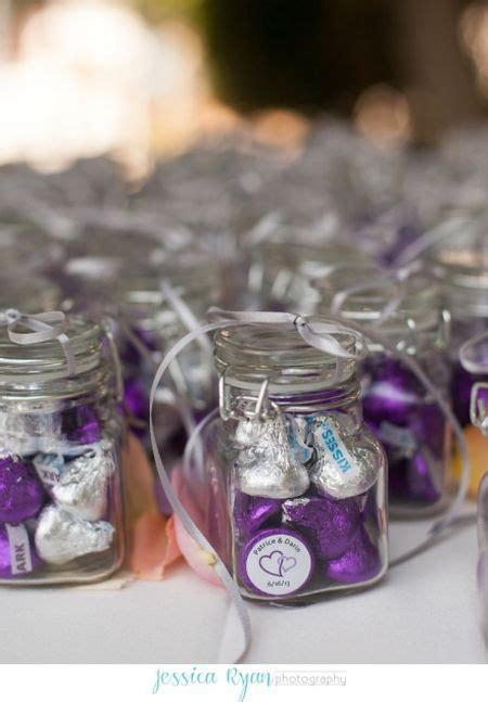 Wedding Giveaways Idea - wedding favors ideas best photos favors kiss and purple