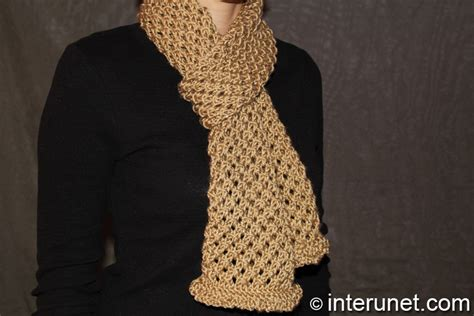 knitting pattern womens scarf womens knitted scarves images
