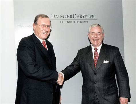 mercedes chrysler merger the merger between daimler and chrysler to