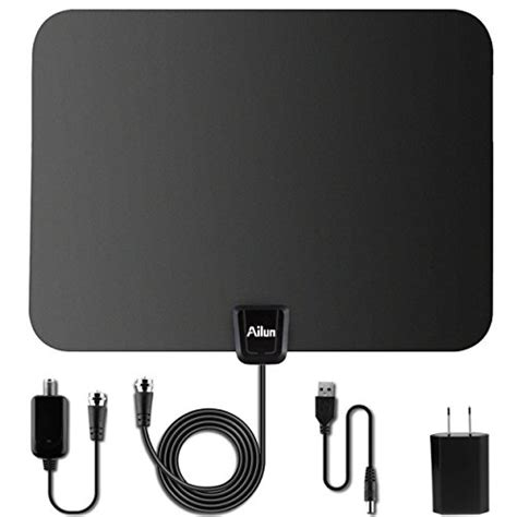ailun indoor digital tv antenna fba streamingtvantenna