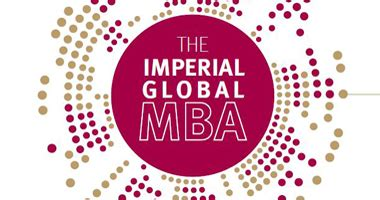 Imperial Global Mba global initiatives imperial college business school