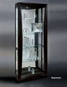 Glass Curio Cabinets How To Find Glass Curio Cabinets At An Affordable Price