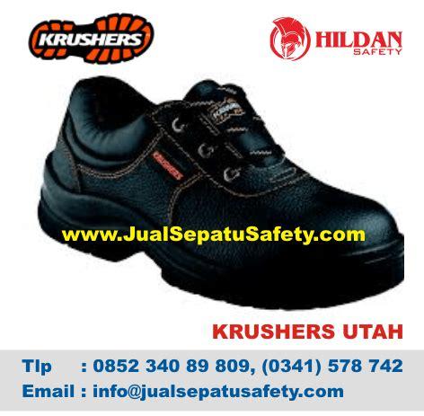 Sepatu Safety Electrical krushers utah 216135 harga murah sepatu safety shoes