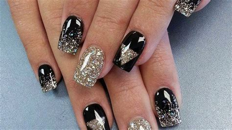 new year nail design 2015 nails design 2017
