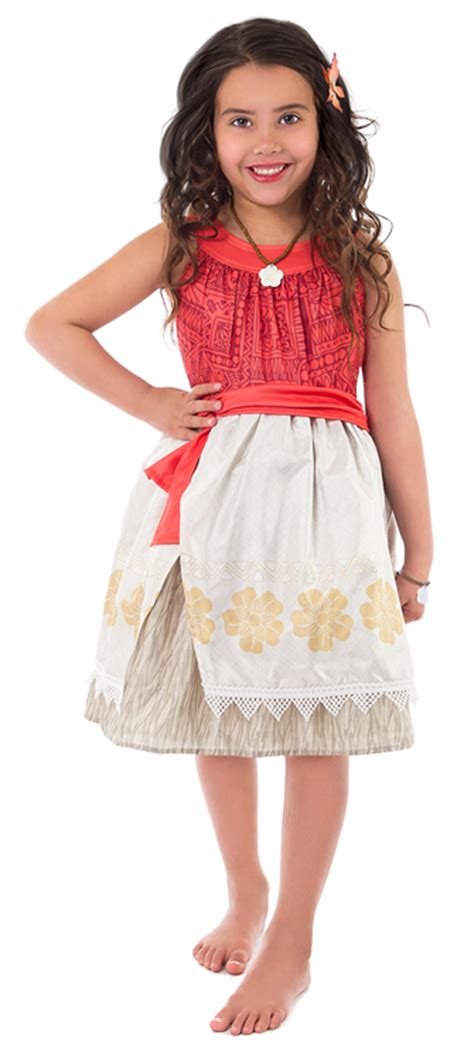 Dress Moana by Moana Princess Dress