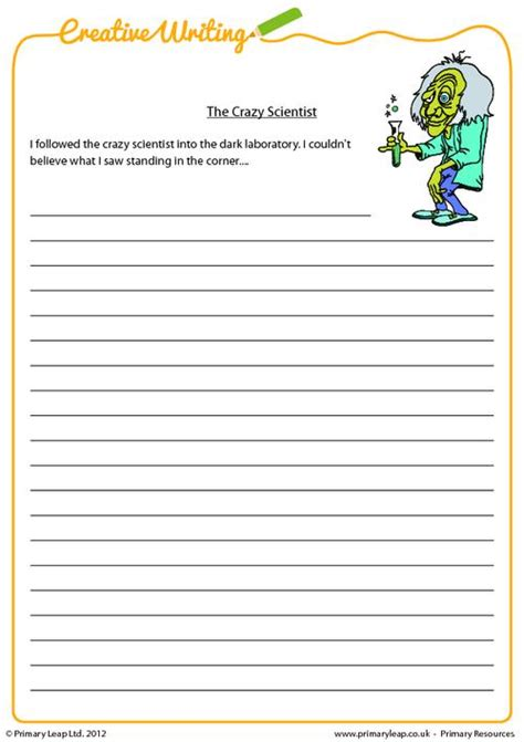 Creative Writing Worksheets For Grade 7 by Library Activity Worksheets Abitlikethis