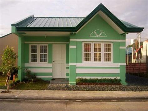 philippine bungalow house designs floor plans small bungalow houses philippines modern bungalow house