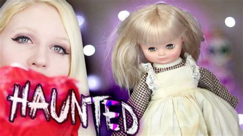 i bought a haunted doll i bought a haunted doll on ebay