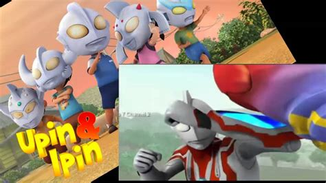 film upinipin ultraman upin ipin terbaru ultraman vs monster youtube