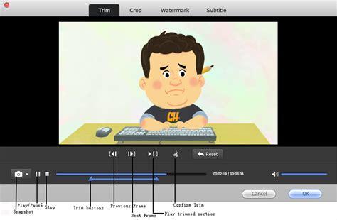 final cut pro video formats screenshot of adoreshare final cut pro converter for mac
