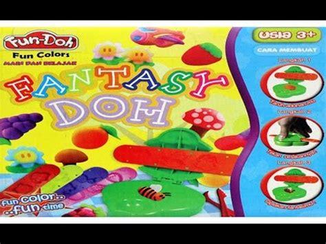 Mainan Anak Playdough Doh Factory Play Dough Lilin doh doh mainan edukasi anak dari lilin mainan