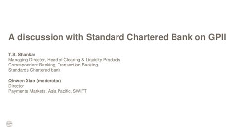 Standard Chartered Bank New York Letter Of Credit open day thailand 2016 26 april