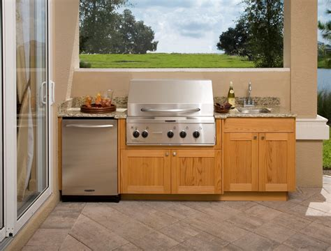 Waterproof Kitchen Cabinets Outdoor Kitchen The Studio Inc