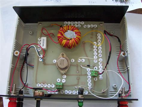joule thief charging a capacitor a joule thief charger circuit