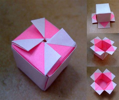 origami minis and photos on