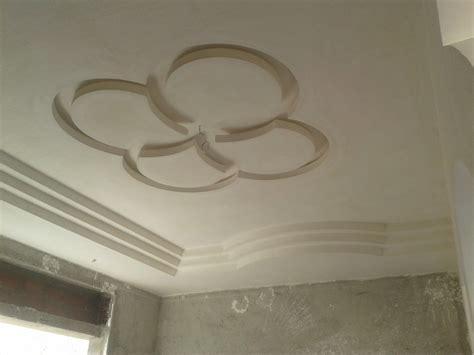 Faux Plafond Marocain En Platre by Faux Plafond En Pl 226 Tre Pour Une Salon De Meknes Ms Timicha