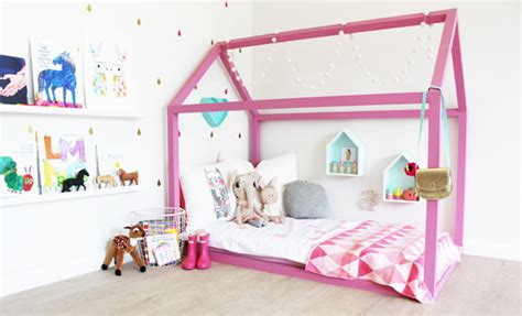 house bed for girl remodelaholic house shaped beds galore