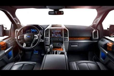 F150 Platinum Interior by 2018 Ford F 150 Platinum 2017 2018 Ford F 150 Models