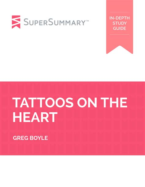 tattoos on the heart chapter summaries tattoos on the supersummary study guide