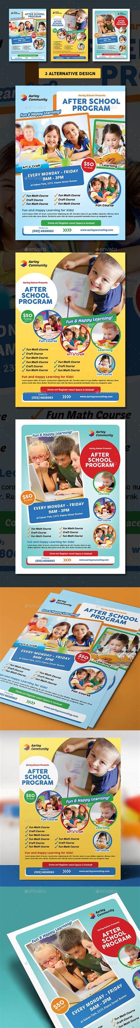 Best 25 After School Programs Ideas On Pinterest School Programs Indoor Games For Teenagers Curriculum Flyer Template