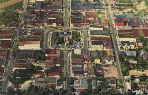 section 8 murfreesboro tn murfreesboro tn aerial view of business section