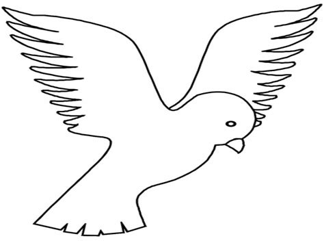 Peace Dove Coloring Page by 33 Peace Dove Coloring Page 100 Peace Dove Template