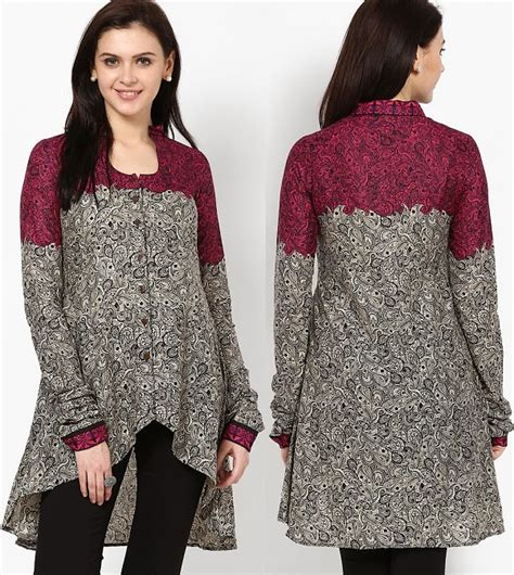 kurta pattern jeans 10 styles of kurtis for jeans kurtis kurti and shorts