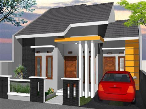 20 Desain Inspiratif Rumah Tumbuh Tipe 21 36 M2 gambar desain rumah minimalis modern type 36 1 lantai