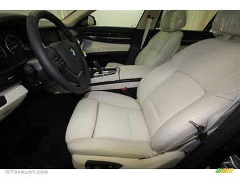 ivory white black interior 2013 bmw 7 series 750li sedan
