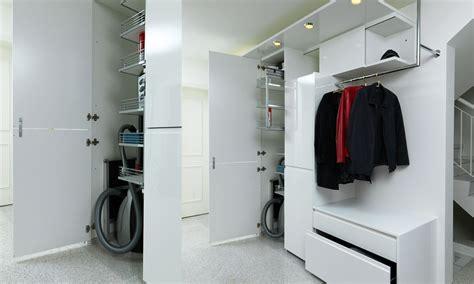 putzschrank holz garderobe kombiniert mit putzschrank lang k 252 chen ag